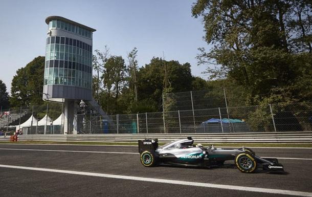 Формула 1. Гран-прі Італії. Хемілтон - на поулі в Монці