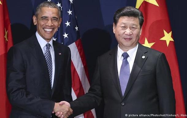 США та Китай приєдналися до Паризької кліматичної угоди