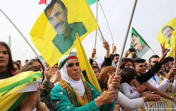 30 тисяч курдів вийшли в Кельні на демонстрацію проти політики Ердогана