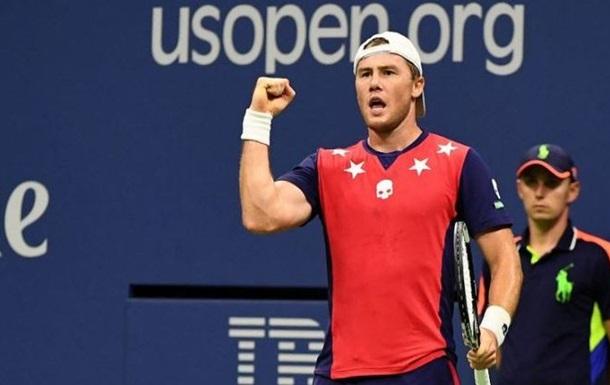 Українець Марченко вперше в кар єрі зіграє в 1/8 фіналу US Open