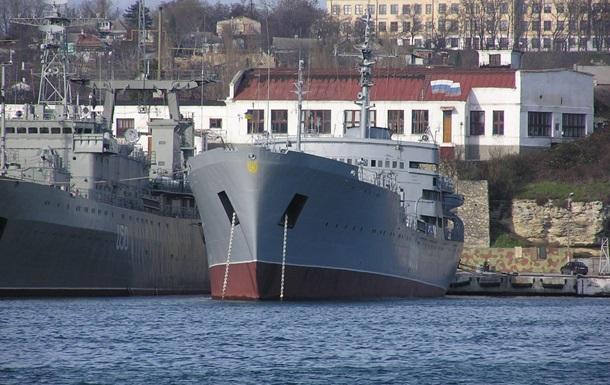 В Одеському порту горіло судно ВМС  Донбас