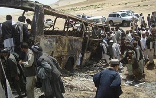 Кількість жертв ДТП в Афганістані зросла до 50