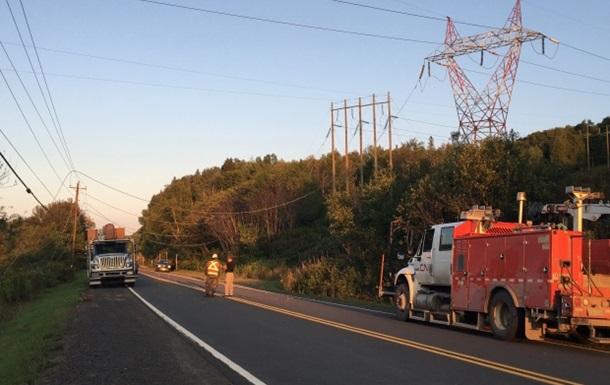 В Канаде вертолет врезался в столб: есть жертвы