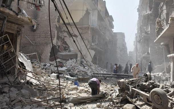 Сирійські війська відбили у повстанців передмістя Алеппо
