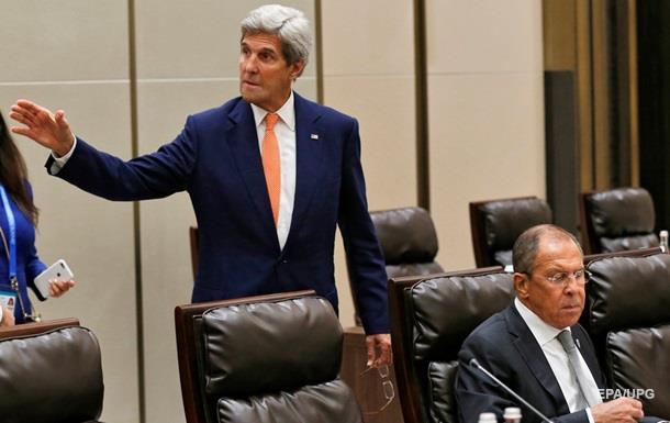 США и Россия снова не договорились по Сирии