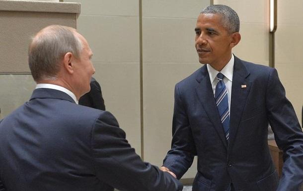 G20: Обама і Путін обговорили Україну