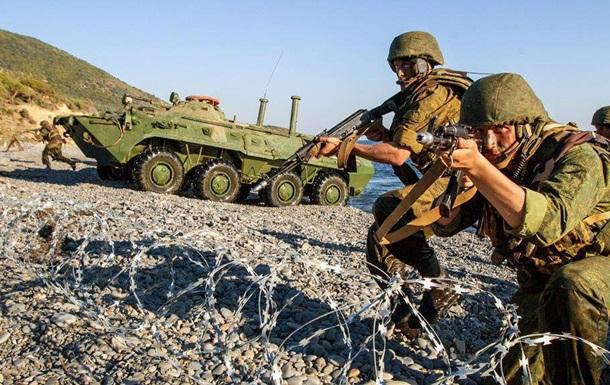 Росія почала активну фазу навчань Кавказ 2016