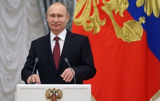 Путін описав майбутнього лідера Росії