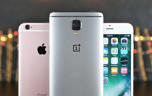 Китайские смартфоны названы самыми производительными