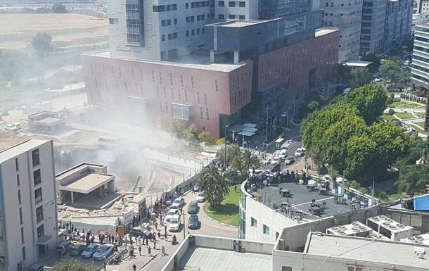 У Тель-Авіві завалилася підземна стоянка, двоє загиблих