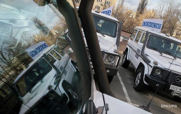 В ДНР сломали камеры ОБСЕ