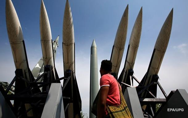 Вашингтон осудил очердные пуски ракет Северной Кореей