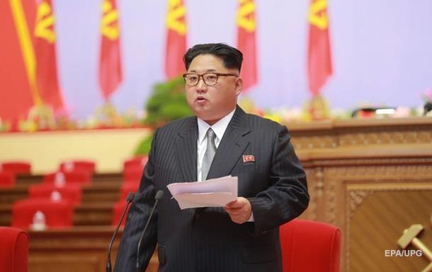 Ким Чен Ын высказался за усиление ядерной мощи КНДР
