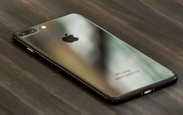 Слиты  новые характеристики iPhone 7