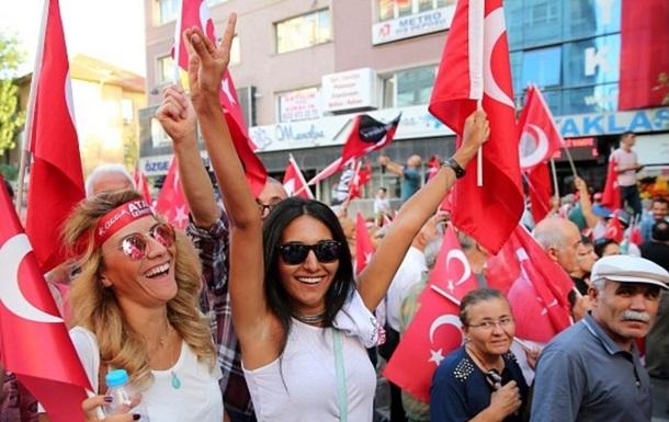 Анкара: Турки просять відмовитися від вступу в ЄС