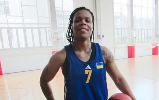Американська баскетболістка виступатиме за збірну України