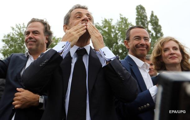 Саркози не боится суда на пути к новому президентству