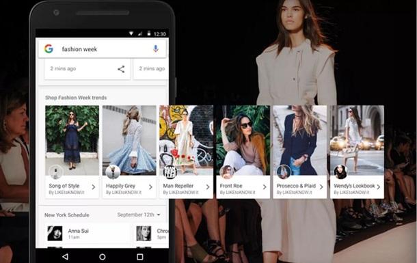 Google дозволила купувати товари на сторінці пошуку