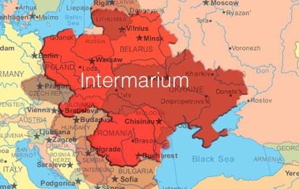 Проект Міжмор'я – союз для сучасної України