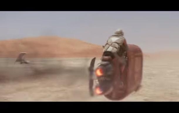 Творці  Зоряних воєн  показали, як робилися ефекти