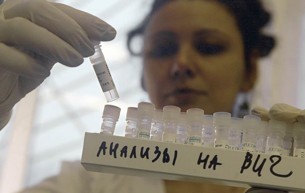 На Донбассе растет число зараженных ВИЧ