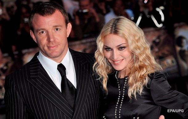 Мадонна и Ричи решили вопрос об опекунстве над сыном