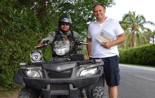 Каськива поймали в Панаме из-за фото в соцсетях