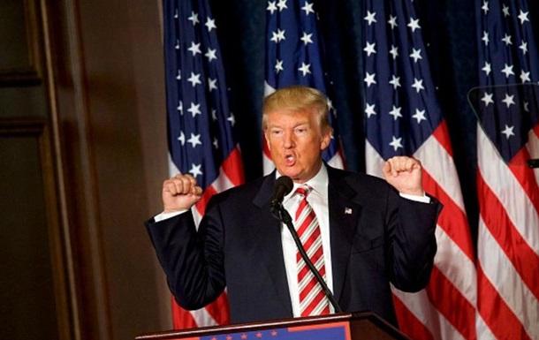 Обгоняя Клинтон: Трамп похвастался высокими рейтингами