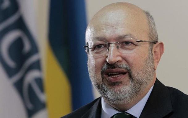 В Украину прибыл генсек ОБСЕ Заньер