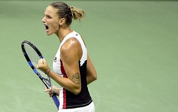 US Open (WTA). Плишкова обыгрывает Серену Уильямс и выходит в финал!