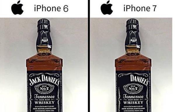 iPhone 7: мемы