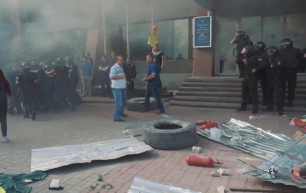 Захист Києва ціною власної свободи