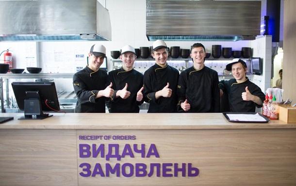 Відкриття нового ресторану — лапша-бар Noodle Doodle, 10.09.2016, Київ