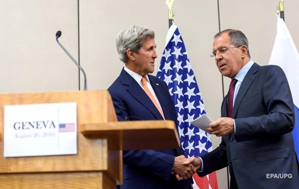 РФ і США узгодили план щодо перемир я в Сирії