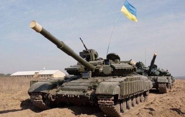 Турчинов: У Украины мощная бронетанковая школа