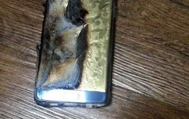Взрывающийся Samsung Galaxy Note 7 стал мемом