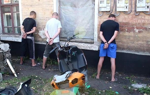 В ДНР арестовали семерых школьников- диверсантов