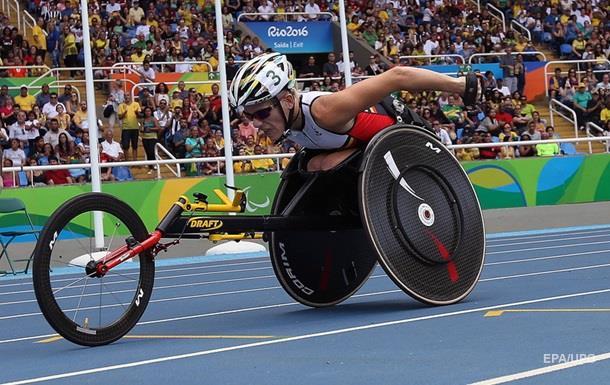 Серебрянный призер Паралимпиады отложила эвтаназию