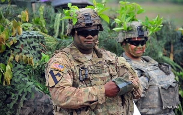 Пентагон обнародовал доклад об ожирении армии