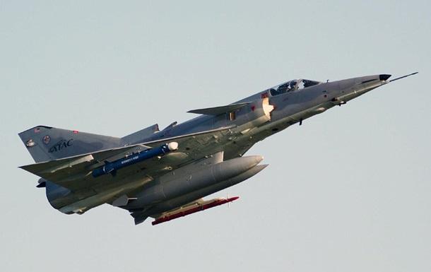Сирія заявила про збитий літак ВПС Ізраїлю