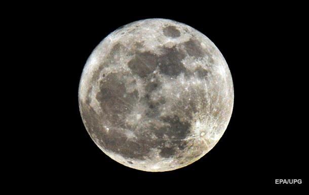 Ученые  обвинили  в крупнейших катаклизмах Луну