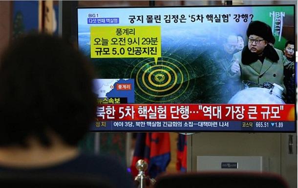 КНДР: Ядерні випробування спрямовані проти Америки
