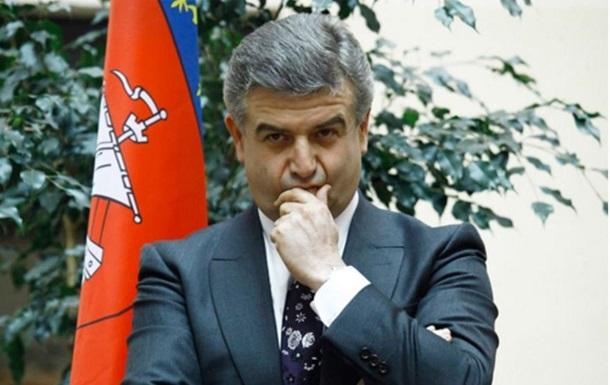 Премьером Армении стал бывший топ-менеджер Газпрома