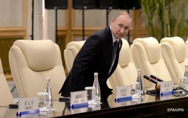 Куди подітися. Путіна змусили домовлятися з Україною
