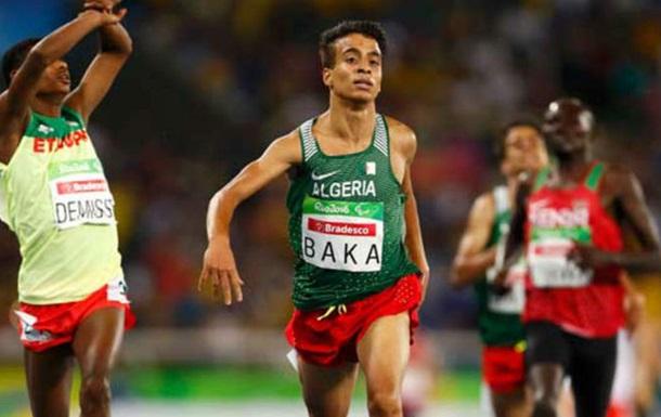 Четверо паралімпійців пробігли 1500м швидше, ніж чемпіон Олімпіади