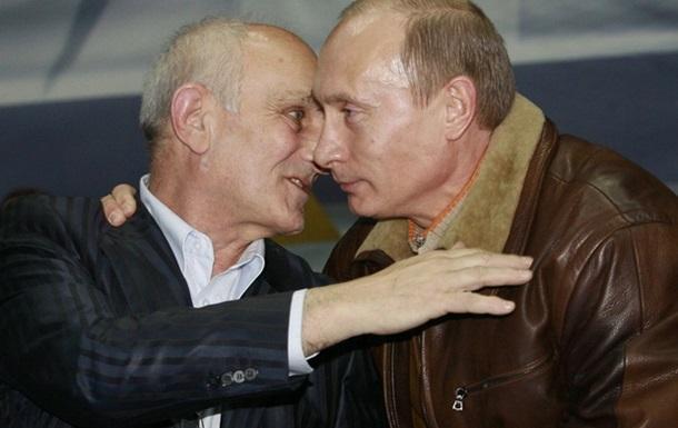 В России алмаз назвали в честь тренера Путина
