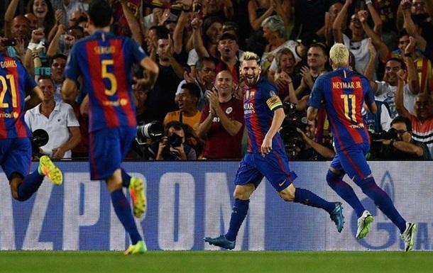 Рекорды Месси и другие статистические показатели матчей Лиги чемпионов