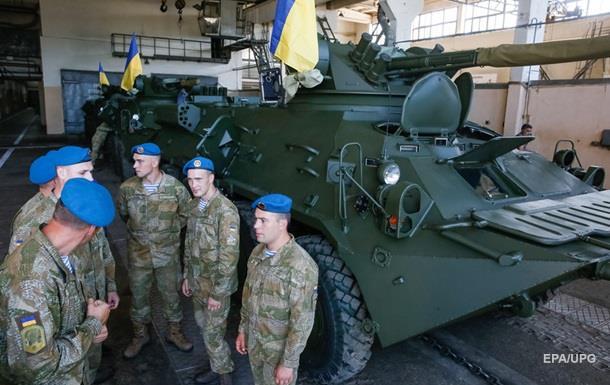 На оборону України доручили виділити понад 5% ВВП