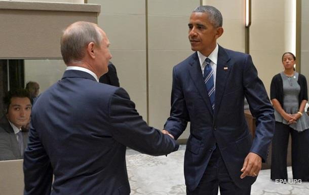 Кремль шкодує про підміни в риториці Обами
