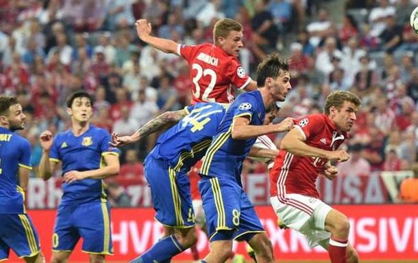 Бавария установила очередной рекорд Лиги чемпионов
